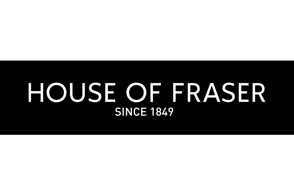 house of fraser reveals 5 year vision encompassing brands